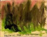 Mt Tabor Tree Line